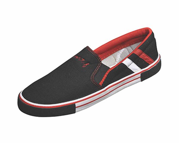 K-010 BLACK / RED