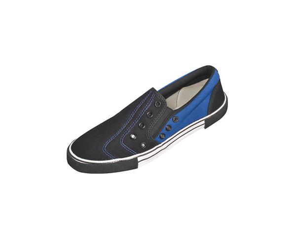 K-07 BLACK / ROYAL BLUE