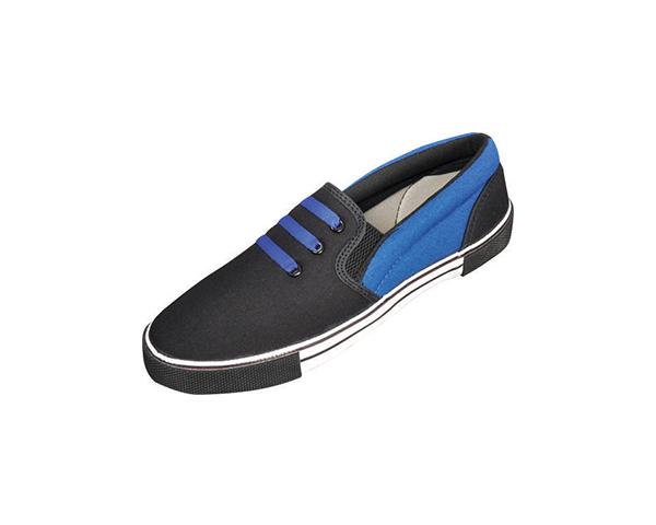 K-020 BLACK / ROYAL BLUE